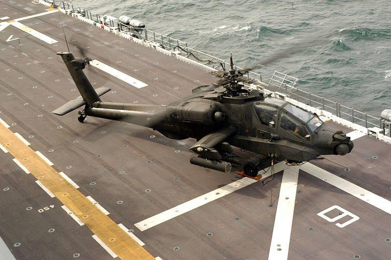 AH 64A Apache - Boeing AH-64 Apache