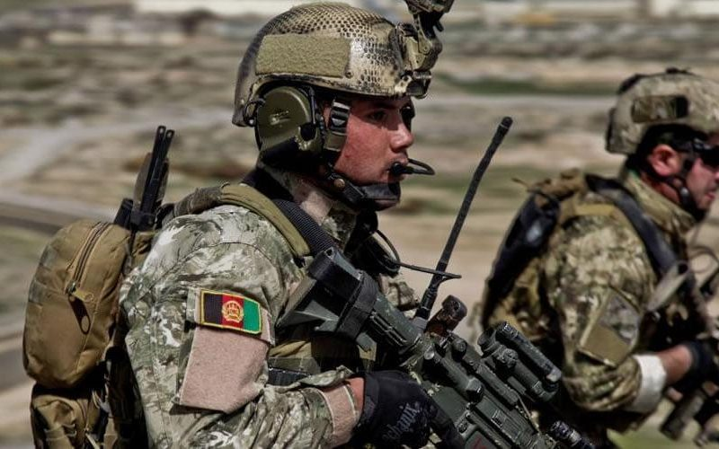 Afghan National Army Commando Corps 2020 image