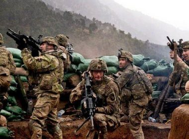 101st airborne division the screaming eagles in afghanistan