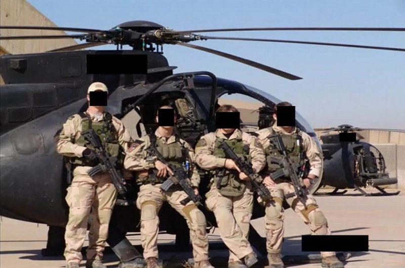 U.S. Military DELTA FORCE 1st SFOD-D