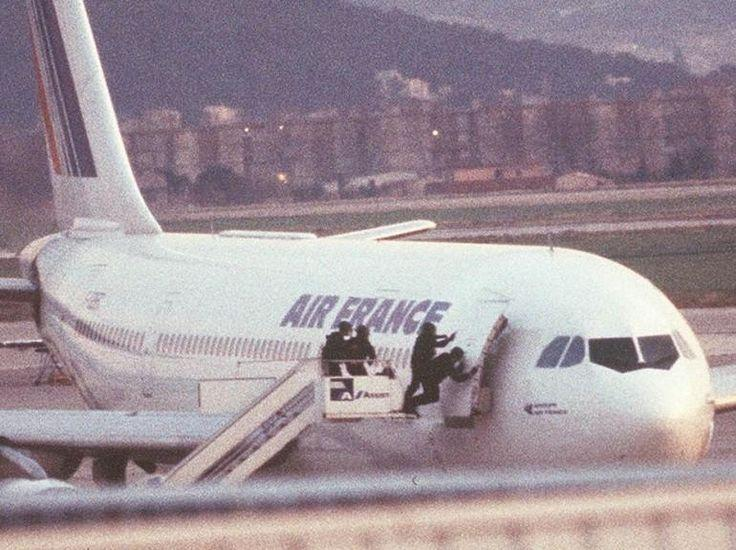 Air France Flight 8969 hijacking - The hijacking of Air France flight 8969
