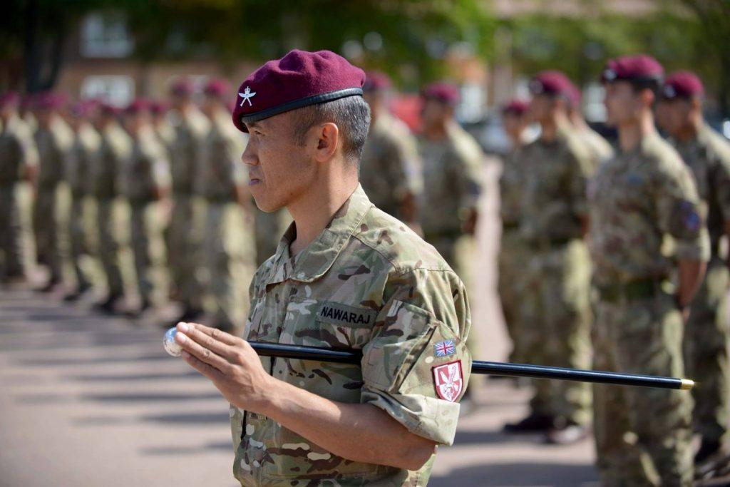 The Brigade of Gurkhas from the British Army - 200 years service to the crown