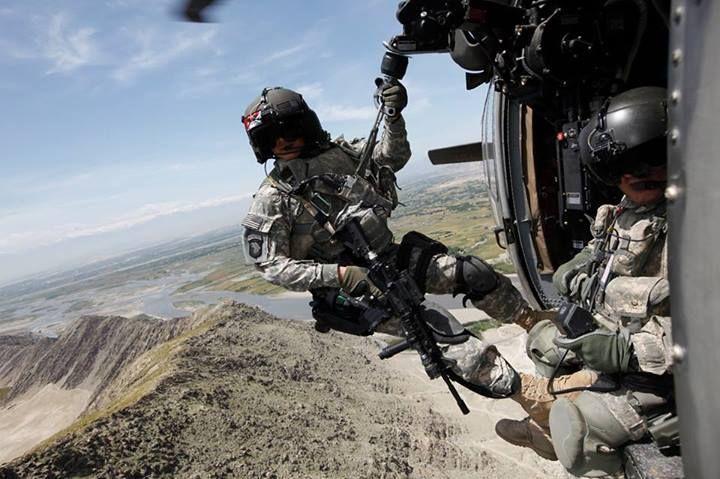 MEDEVAC Special Operations Combat Medic UH 60 - Combat Survival Essentials