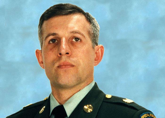 Sergeant First Class Randall 'Randy' Shughart