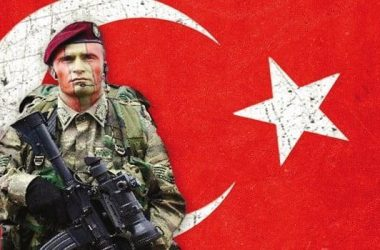 Turkey's elite special forces - Bordo Bereliler (Maroon Berets)