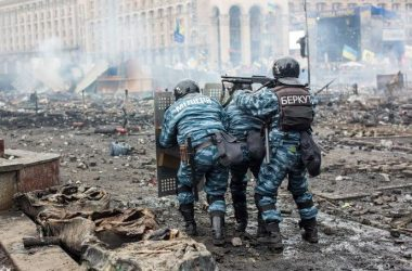 Once upon a time was BERKUT 2