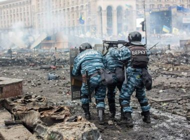 Once upon a time was BERKUT 2020 image