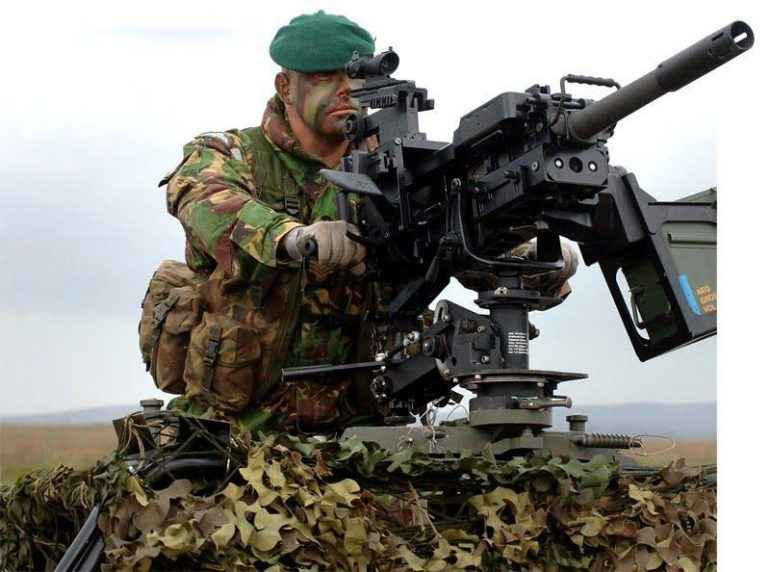 British Royal Marines 5