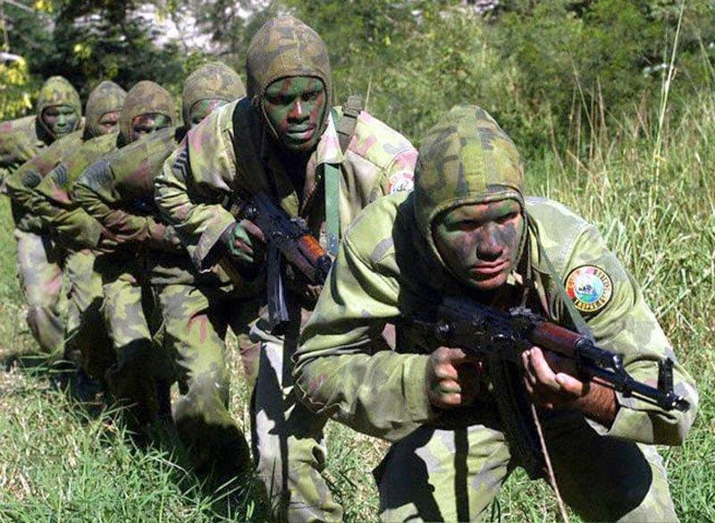 Cuban Special Forces: Commando Tropas Especiales