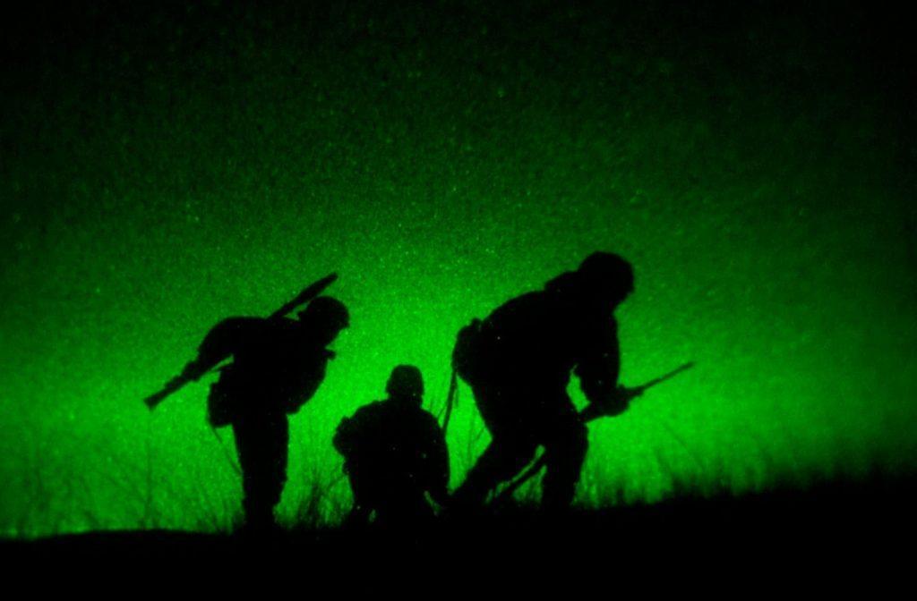 Laser Target Designators for special forces