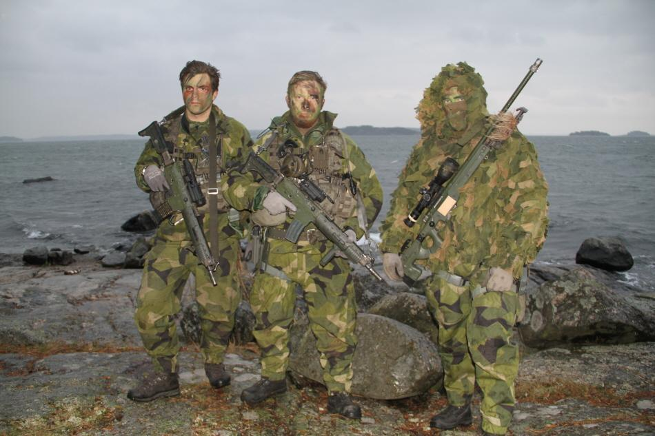 Sweden military, Swedish Coastal Rangers