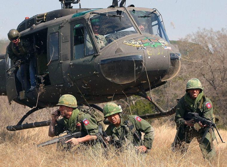 82nd Airborne Division in Vietnam
