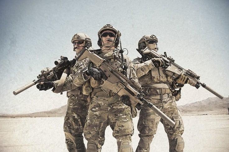 USAF combat controllers