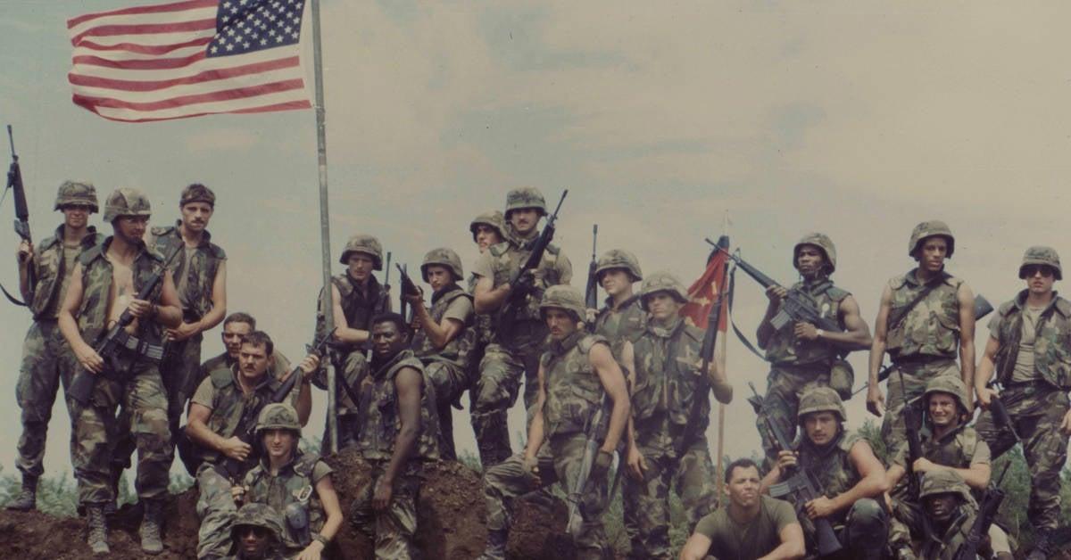 Urgent Fury - US Invasion of Grenada
