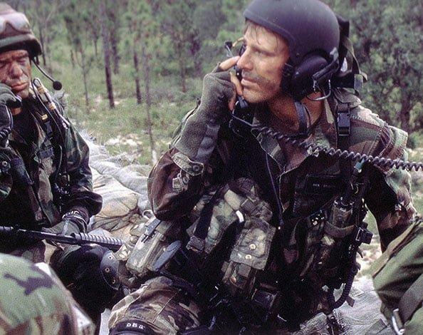 The origins of the United States Air Force Combat Controllers (CCT) dates to the World War II