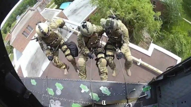 Canada Joint Task Force 2 - JTF2