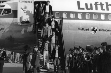 Hijacking of Lufthansa flight 181