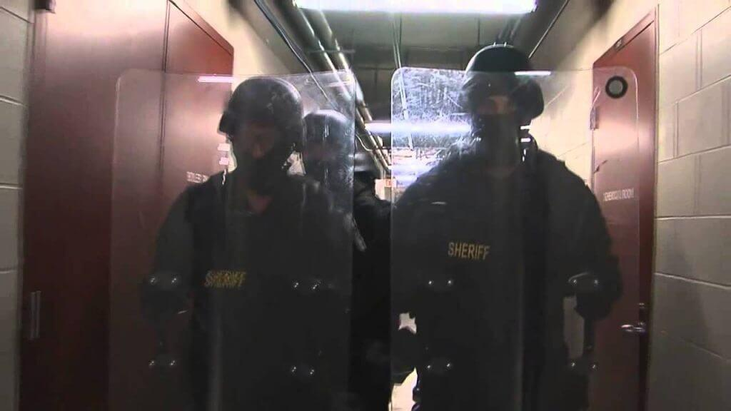 Federal Bureau of Prisons Special Operations Training - SORT