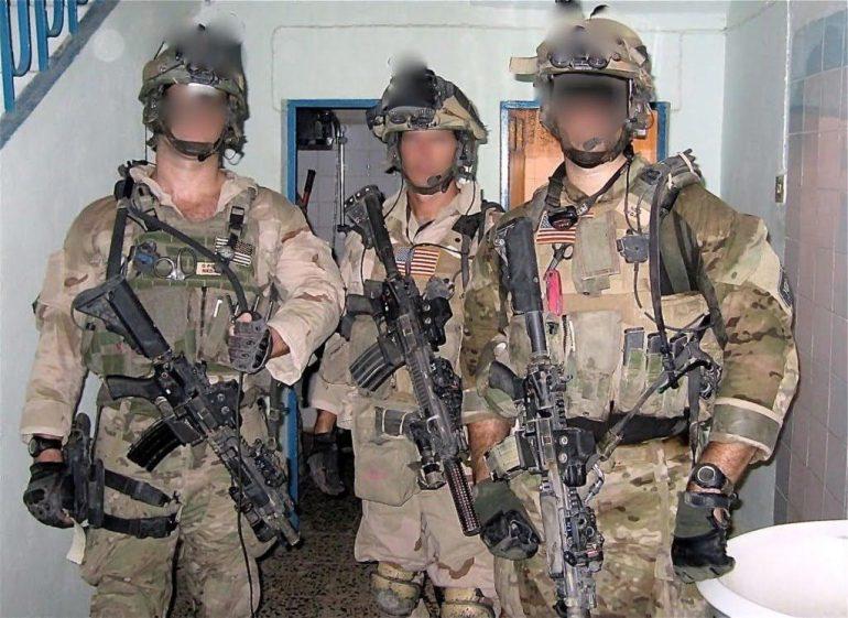1st SFOD-D Special Forces Operational Detachment - Delta 5