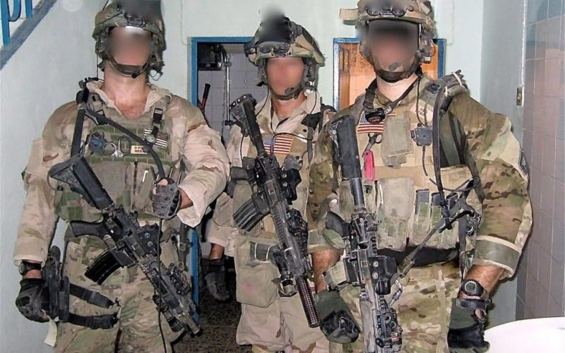 1st SFOD-D Special Forces Operational Detachment - Delta 5