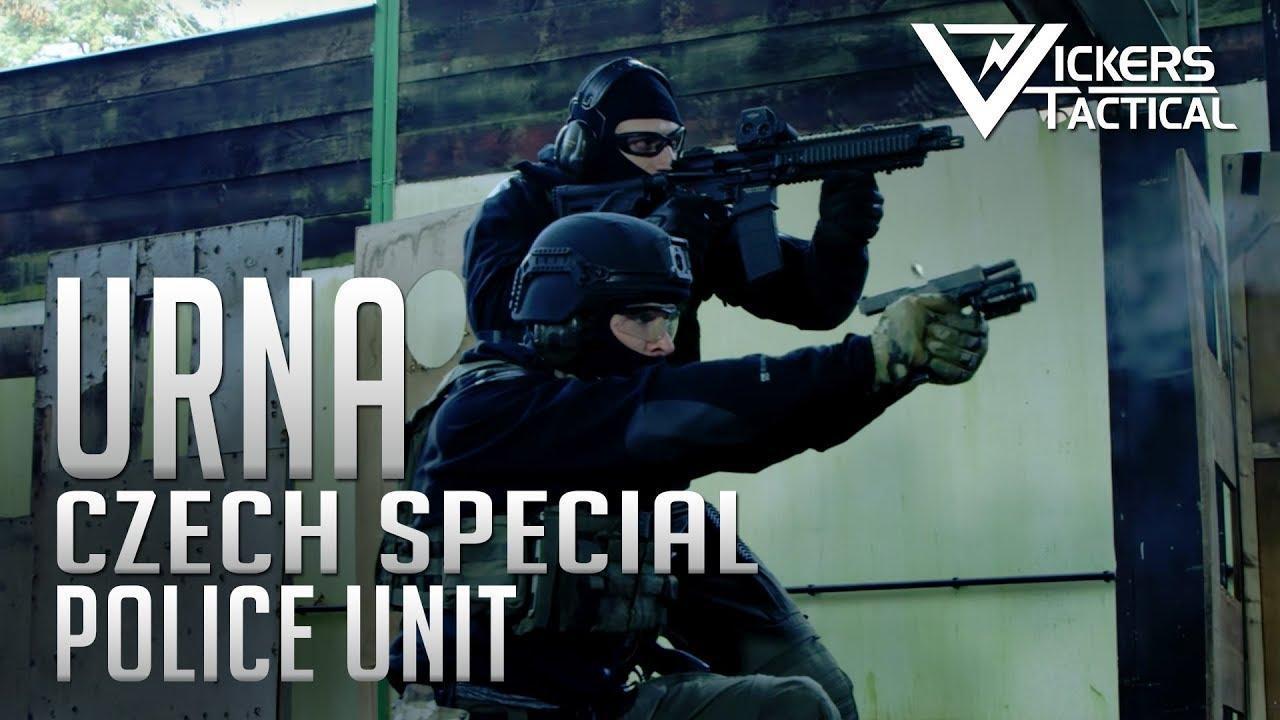 URNA Czech Special Police Unit