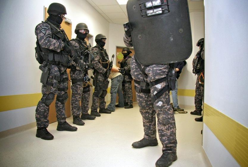 URNA - Czech Special Police Unit 5