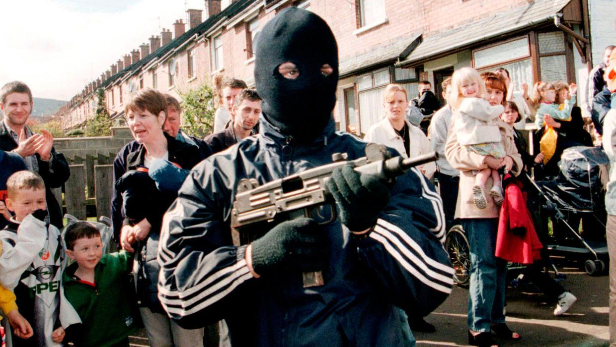 the Provisional Irish Republican Army (IRA)