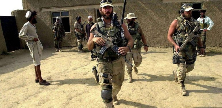 Former special forces soldiers are mostly engaged in private military companies doing jobs as PMCs (Private Military Contractors)