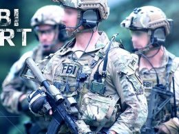 The FBI's Hostage Rescue Team is America's PREMIERE SWAT team with focus on hostage rescue and is solely focused on that one task. It exists for when all other SWAT units have failed