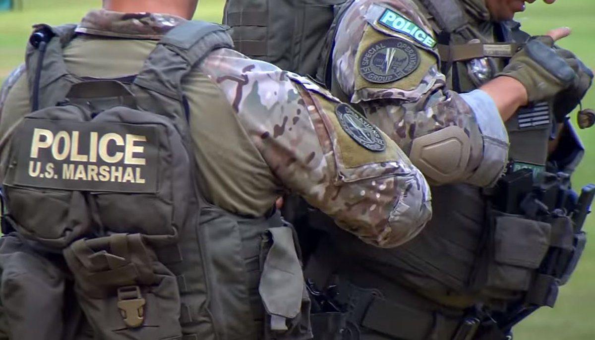 USMS SOG operators