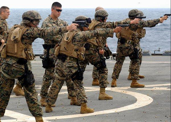 The Most Elite Military Units in the United States: USMC FAST - Fleet Anti-Terrorism Security Team 2