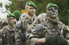 What are the selection and training requirements for the French Foreign Legion?