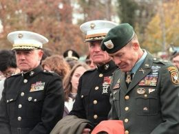 Robert L. Howard - Most decorated soldier in US Military history