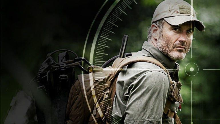 The Manhunt - Discovery's channel tv show with Joel Lambert