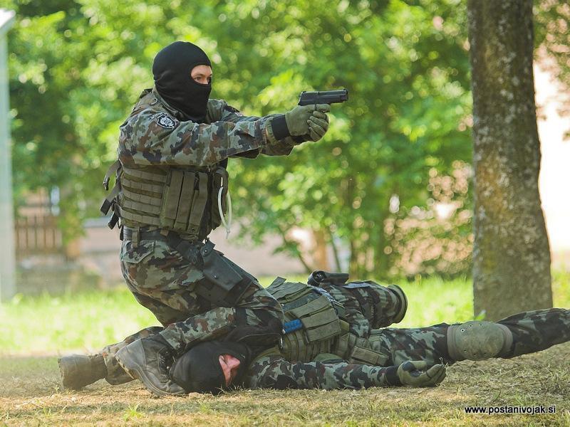 Slovenian Armed Forces: Enota za specialno delovanje (ESD)