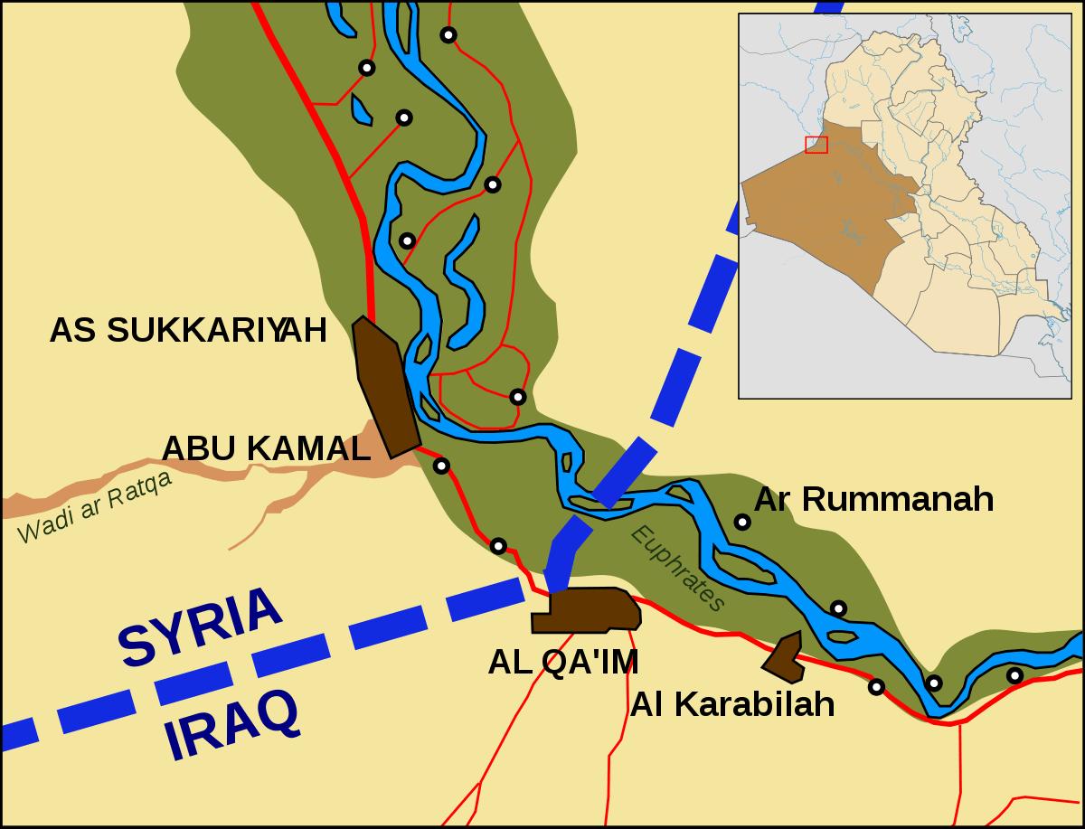 Abu Kamal Raid in 2008