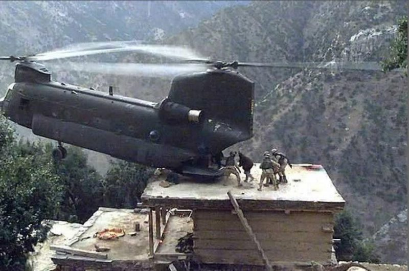 Who betrayed Navy SEAL Team 6? 2