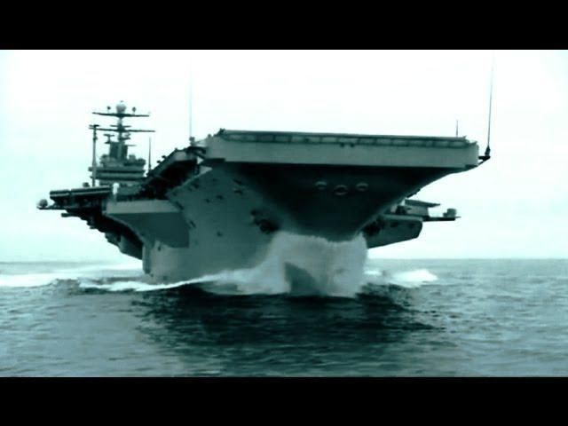 Inside the Biggest Aircraft Carriers Ever Built 9