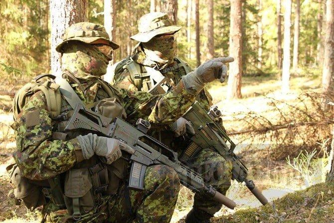 ESTSOF - Estonian military special forces