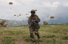 French Foreign Legion 2e REP in Afghanistan