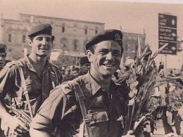 Ehud Barak, a commander of Sayeret Matkal during the Operation Spring of Youth (1973)