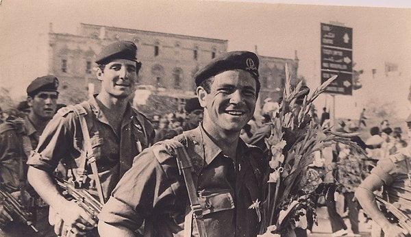 Ehud Barak, a commander of Sayaret Matkal during the Operation Spring of Youth (1973)