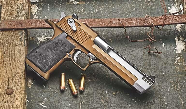 IWI Jericho 941 was designed to resemble the IMI Desert Eagle pistol