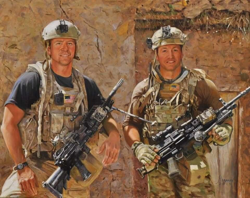 Former Navy SEALs Tyrone Woods and Glen Doherty died in Benghazi Libya 2012 during the US Embassy compound attack