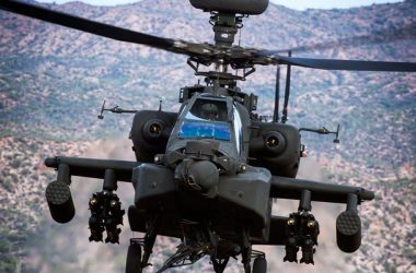 Boeing AH-64 Apache deadliest war machine in history