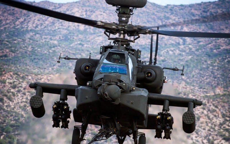 Boeing AH-64 Apache deadliest war machine in history