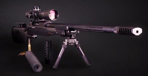 Lobaev Arms SLVK-14S sniper rifle