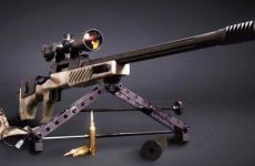 Lobaev Arms SVLK-14S most accurate long-range sniper rifle in the world