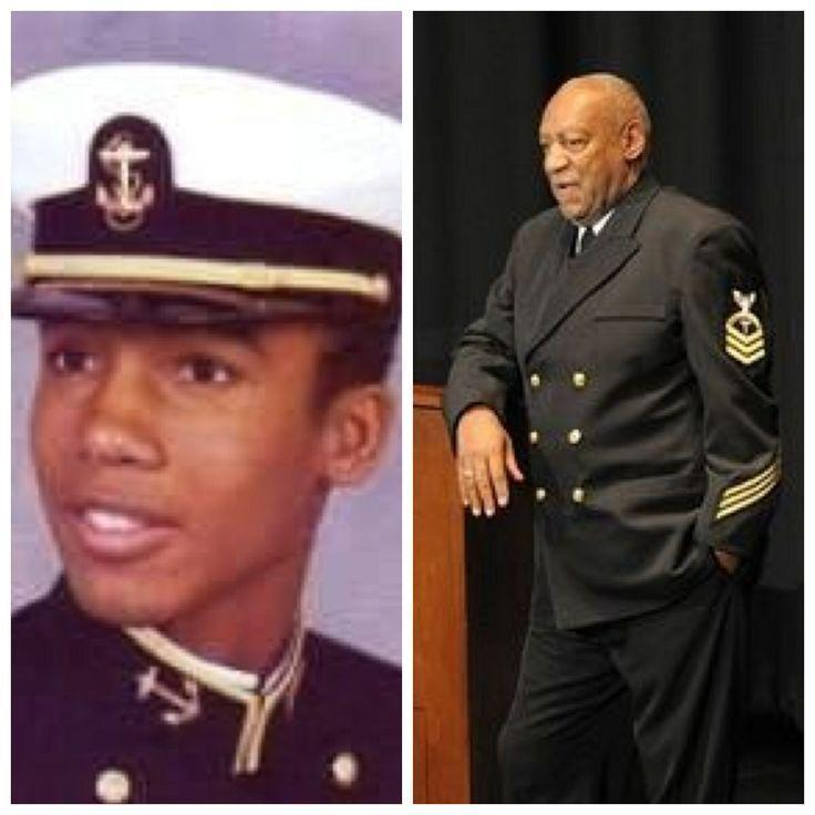 Bill Cosby Military Service US Navy