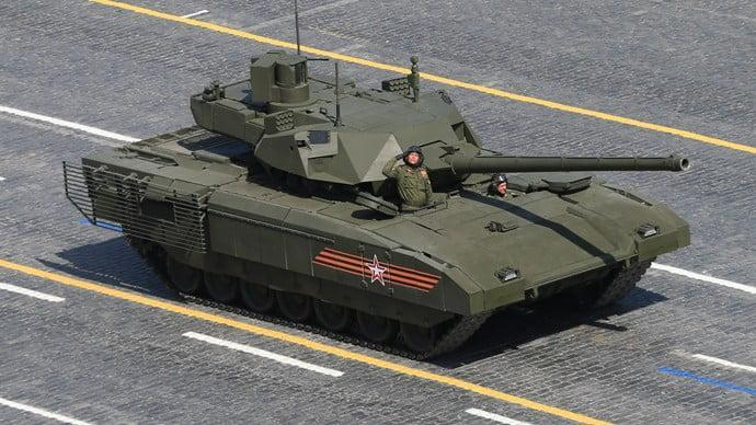 10 facts you need to know about Russia's Armata T-14 tank